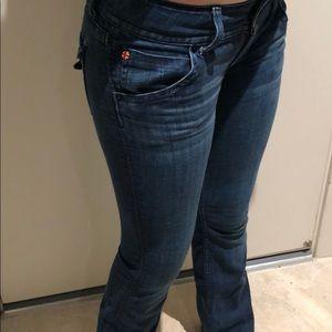 Hudson Jeans Jeans - Hudson boot cut jeans